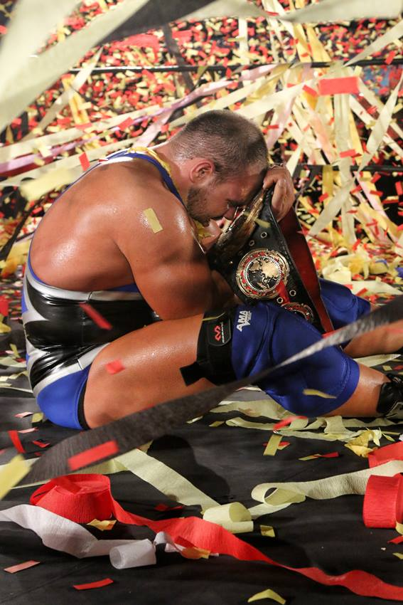 michael elgin champion